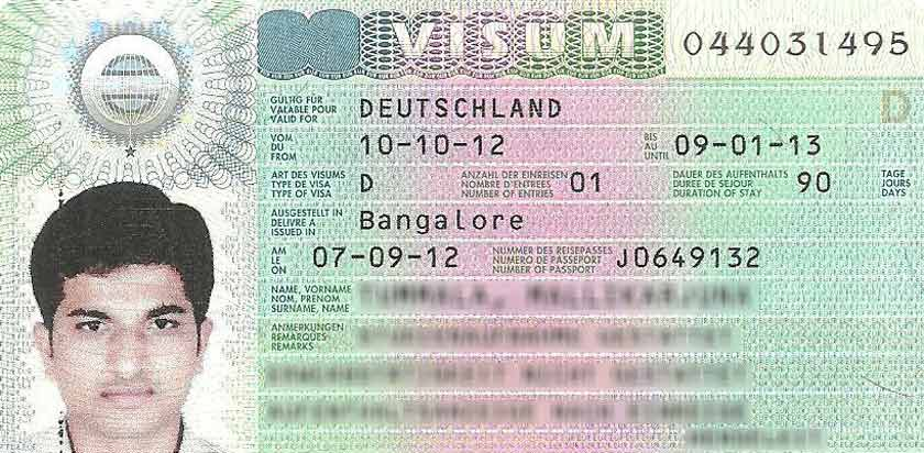 Europe Schengen Visa Process 2018 - Fee & Courses Details